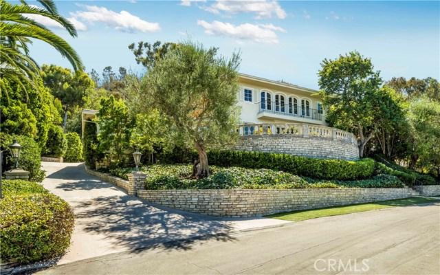 2720 Via Elevado  Palos Verdes Estates CA 90274