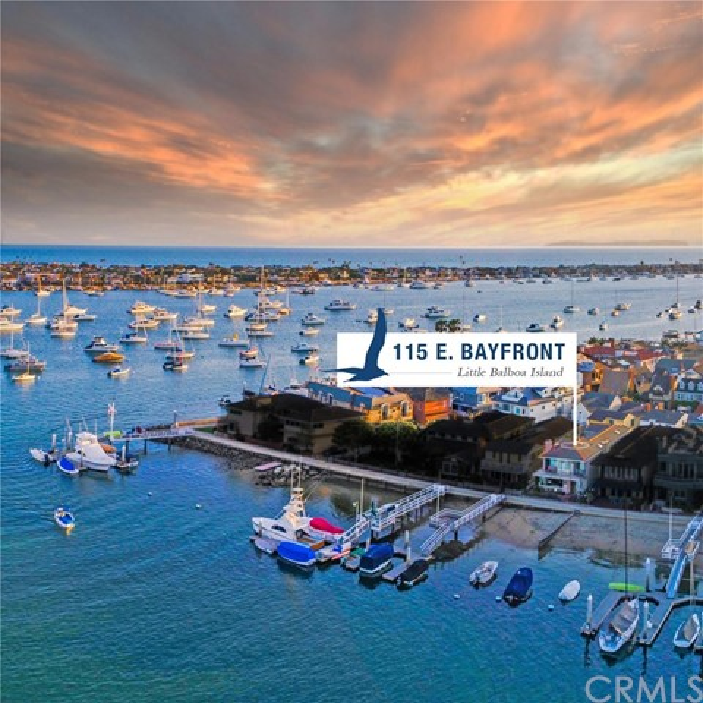 115 E Bayfront Newport Beach, CA 92662 - MLS #: NP18134179