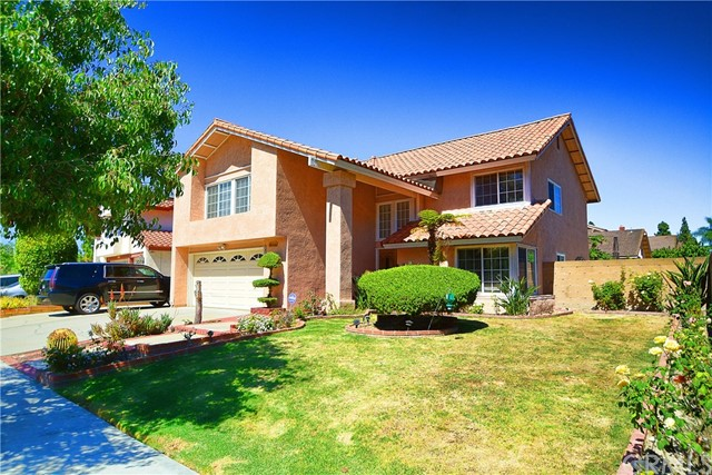 Single Family Home for Sale at 18916 Bechard Place Cerritos, California 90703 United States