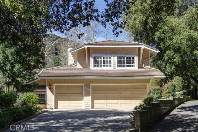 Single Family Home for Sale at 3901 Oakgrove Court La Crescenta, California 91214 United States