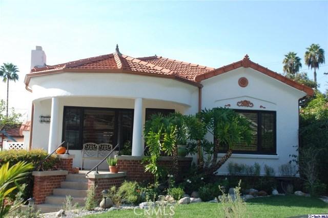 Single Family Home for Sale at 5153 Caspar Avenue Eagle Rock, California 90041 United States