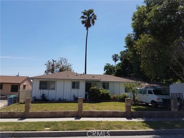 Single Family Home for Sale at 2535 Saint Elmo Drive San Bernardino, California 92410 United States