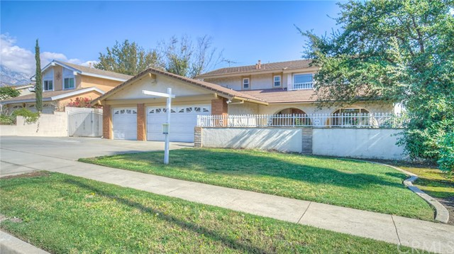 2028 N Albright Avenue , CA 91784 is listed for sale as MLS Listing CV17249997