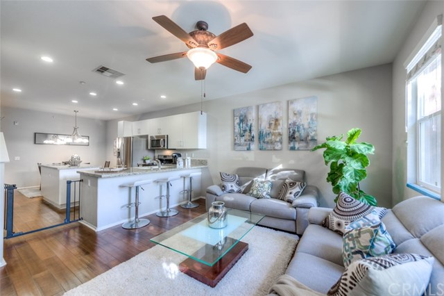 12846 Palm Street Unit 5 Garden Grove, CA 92840 - MLS #: PW17271086