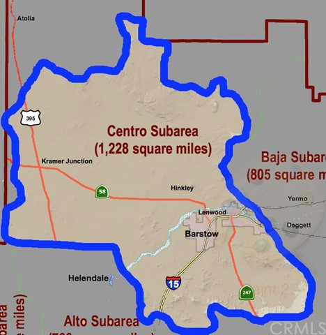 Business Opportunity للـ Sale في Address Not Available Barstow, California 92311 United States