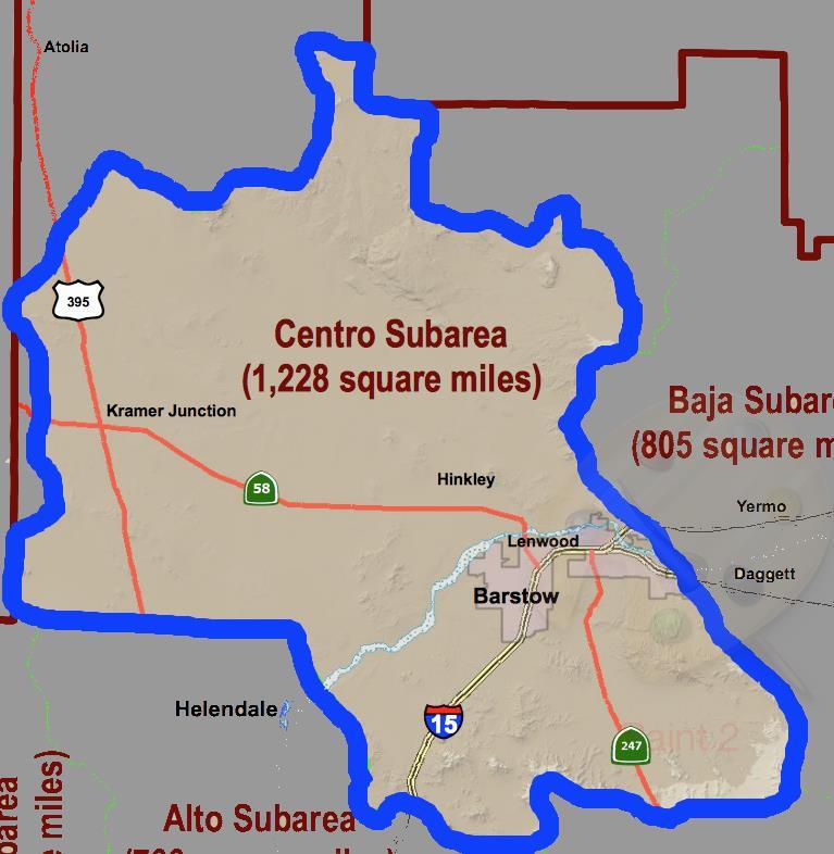 Oportunidad de negocio por un Venta en Address Not Available Barstow, California 92311 Estados Unidos