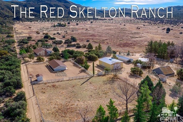 Single Family Home for Sale at 61489 Burnt Valley Road Road 61489 Burnt Valley Road Road Anza, California 92539 United States