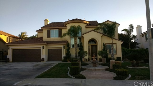 Single Family Home for Sale at 19147 Sanvitalia Street Riverside, California 92508 United States