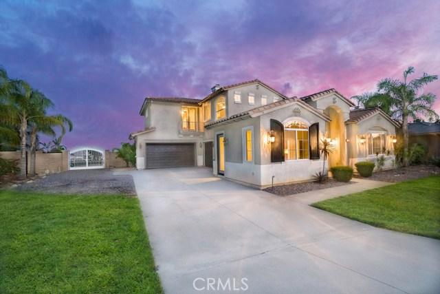 9899  Summerhill Road, Rancho Cucamonga, California