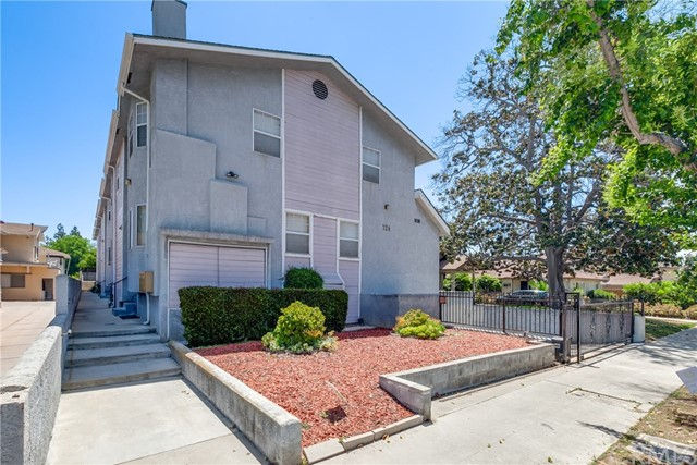Detail Gallery Image 1 of 1 For 724 S Sierra Vista Ave #E,  Alhambra,  CA 91801 - 3 Beds | 2 Baths