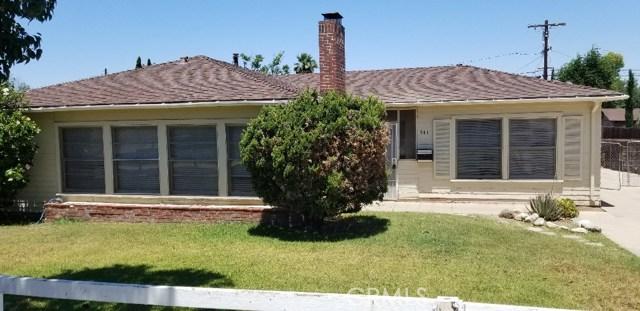 941 W 10th Street  Corona CA 92882