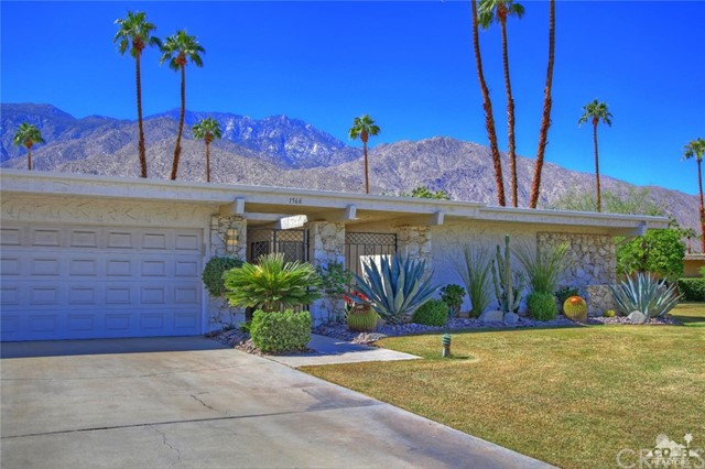 1566 Cabildo Circle Palm Springs, CA 92264 is listed for sale as MLS Listing 216029214DA