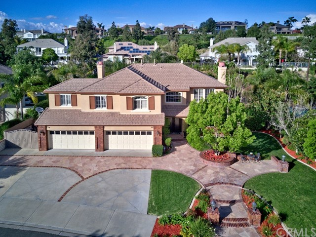 Single Family Home for Sale at 27845 Ben Nevis Way Yorba Linda, California 92887 United States
