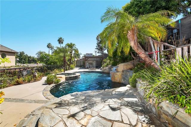 4555 Vallecito Lane Yorba Linda, CA 92886 - MLS #: PW18216973