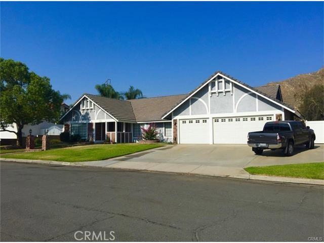 11195 Saddle Ridge Road, Moreno Valley, CA 92557