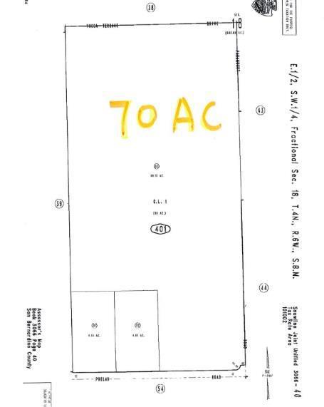 Single Family for Sale at 5104 Phelan Road Phelan, California 92371 United States