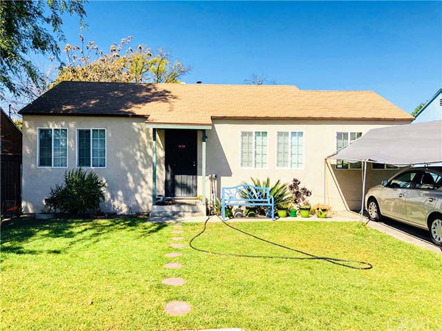 1649 Fruitvale Avenue South El Monte, CA 91733 - MLS #: CV18044488