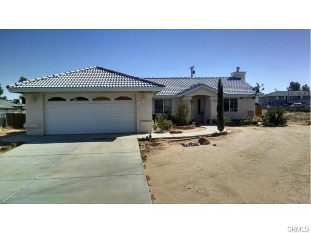 13601 Yakima Road Apple Valley CA  92308
