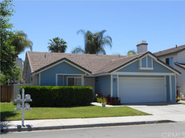 Rental Homes for Rent, ListingId:34601545, location: 28805 Bridge Water Lane Menifee 92584