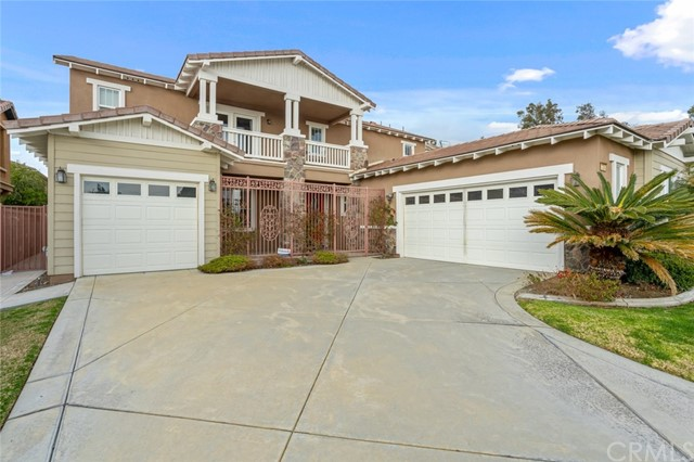7324 Reserve Place, Rancho Cucamonga, California