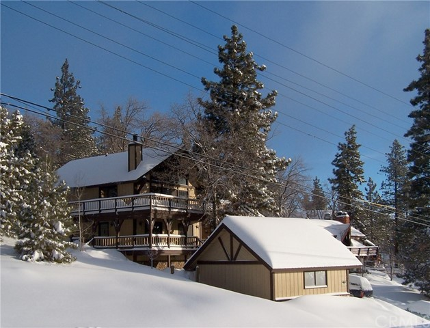 1378 Club View Drive Big Bear, CA 92315 - MLS #: EV17098986