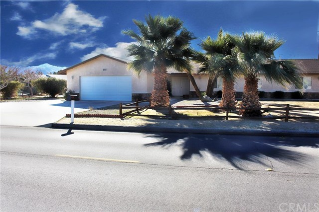 58235 Paxton Road, Yucca Valley CA 92284
