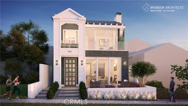 418 Larkspur Avenue, Corona del Mar, CA 92625
