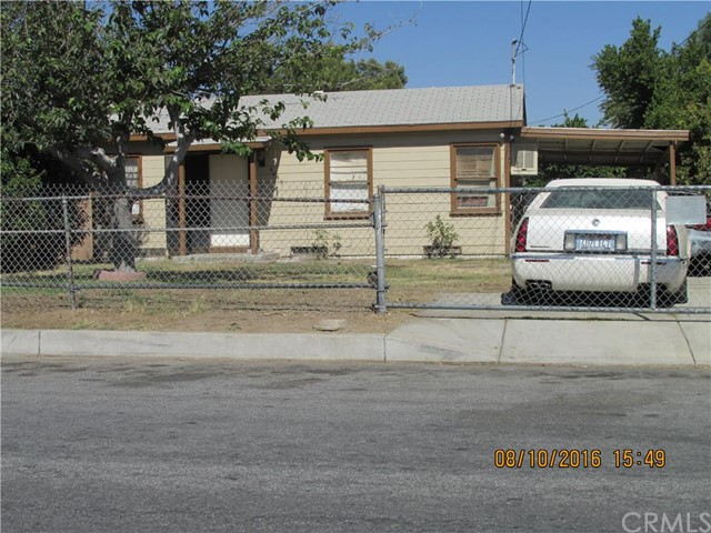 Single Family Home for Sale at 4049 F Street N San Bernardino, California 92407 United States