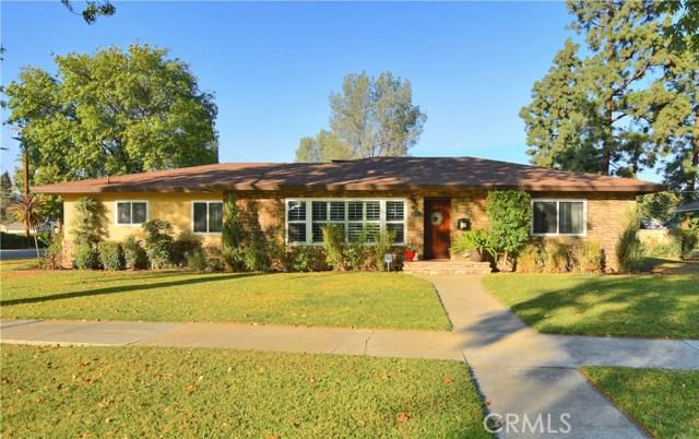 4489 Brentwood Avenue, Riverside, CA, 92506