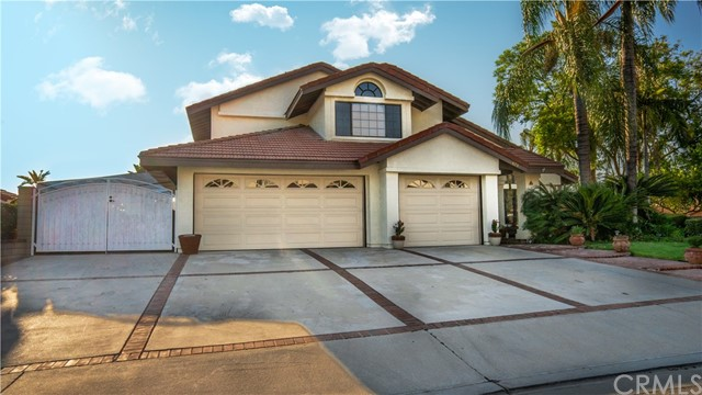 673 N Pacer Court, Walnut, California