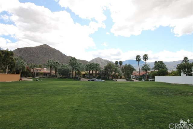 Photo of home for sale at 78430 Coyote Canyon Lot #53, La Quinta CA