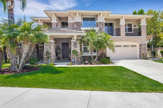 Single Family Home for Sale at 43 Crestview St Rancho Santa Margarita, California 92688 United States