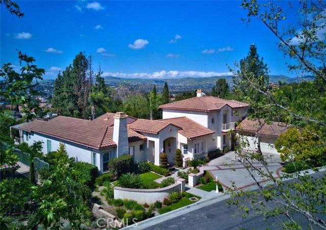 6195 E Henning View Terrace, Anaheim Hills, California