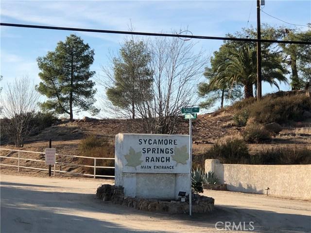0 Sage Road Hemet, CA 0 - MLS #: SW18007958