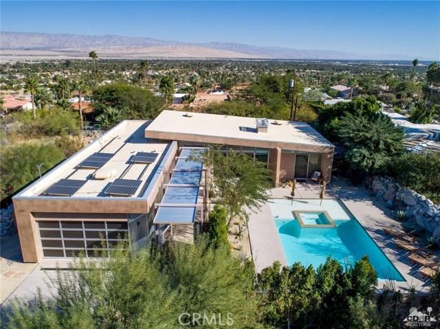 2408 Vista Drive Palm Springs, CA 92262 - MLS #: 217030404DA