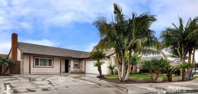 8462 Polder Circle - Huntington Beach, California
