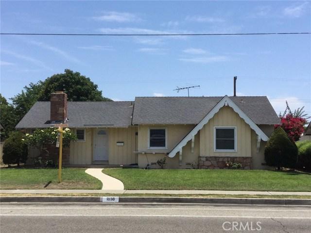 1838 Ninth Street, Anaheim, CA, 92802