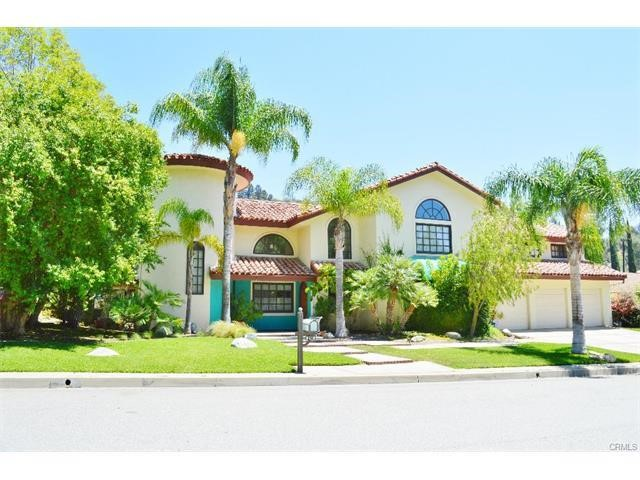 Single Family Home for Sale at 210 Verbena Lane Brea, California 92823 United States