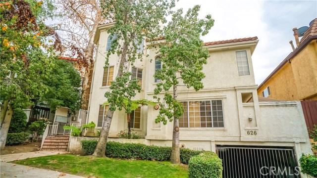 626 E Palm Avenue 103, Burbank, CA 91501