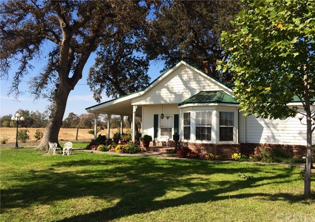 Single Family Home for Sale at 23490 Gyle Road Gerber, California 96035 United States