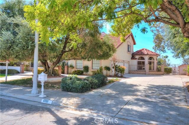 Single Family Home for Sale at 6731 De Grazia Road Riverside, California 92506 United States