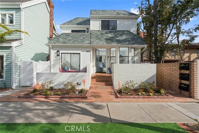 1602 Balboa Boulevard, Newport Beach, CA, 92661