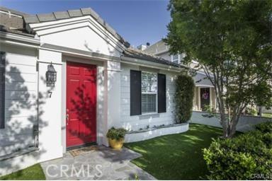 7 Twin Flower Street Ladera Ranch, CA 92694 - MLS #: OC17135541