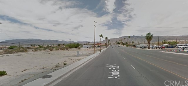 Single Family for Sale at 5947 Adobe Road 29 Palms, California 92277 United States