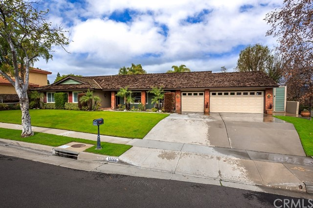 Single Family Home for Sale at 15665 Surrey Lane La Mirada, California 90638 United States