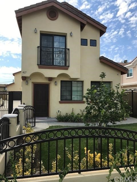 417 N Sierra Vista Street Monterey Park, CA 91755 - MLS #: WS17209383