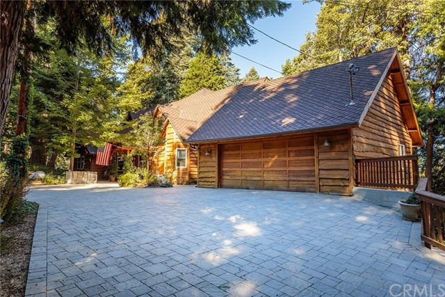636 Crest Estates Court Lake Arrowhead, CA 92352 - MLS #: EV18073394
