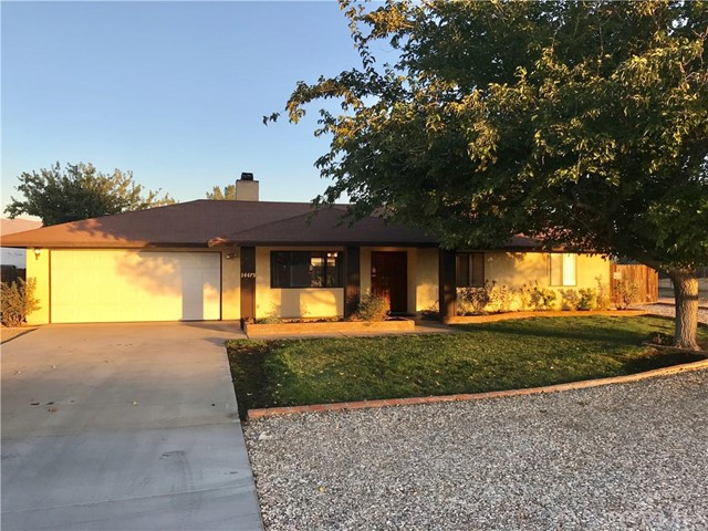 14475 Pioneer Road, Apple Valley, CA, 92307