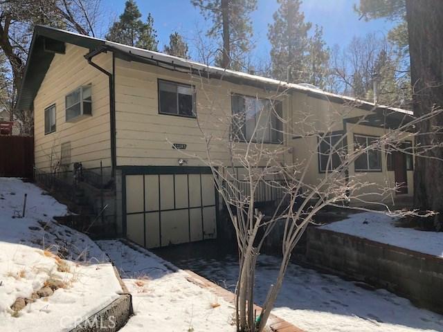 Single Family Home for Sale at 32783 Badger Lane Arrowbear Lake, California 92314 United States