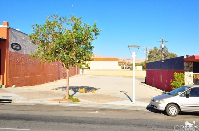 Lot 4 Palm Drive Desert Hot Springs, CA 92240 - MLS #: 217018158DA